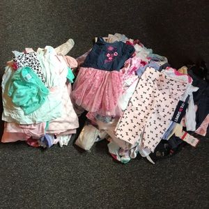 9 to 12 month girls clothes